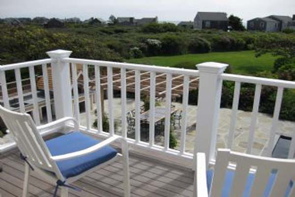 The view from Villa NAN BOS (BOS) at Nantucket, Tom Nevers, Family-Friendly Villa, Pool, 8 Bedrooms, 6 Bathrooms, WiFi, WIMCO Villas