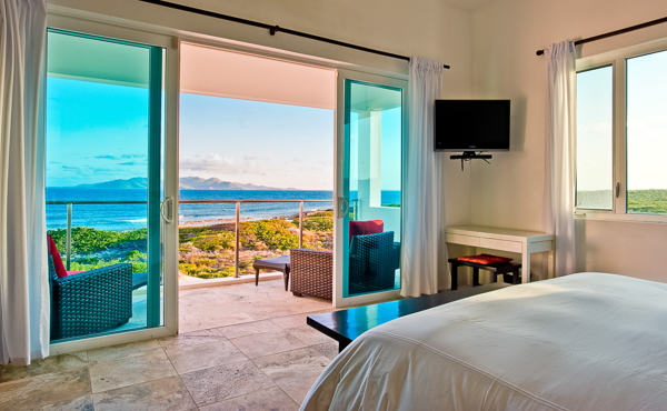 Villa AXA TEQ (Tequila Sunrise) at Anguilla, Sandy Hill, Family-Friendly Villa, Pool, 3 Bedrooms, 3 Bathrooms, WiFi, WIMCO Villas