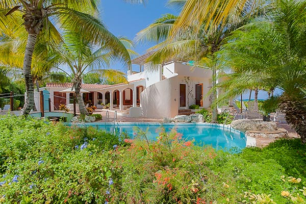 Exterior of Villa IDP LEM (L'Embellie) at Anguilla, Forest Bay, Family-Friendly Villa, Pool, 3 Bedrooms, 3 Bathrooms, WiFi, WIMCO Villas