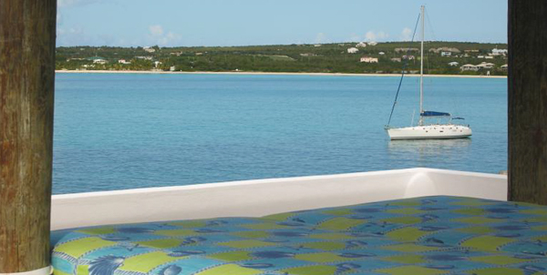 The view from Villa IDP SAR (Sarasvati) at Anguilla, Rendezvous Bay, Family-Friendly Villa, Pool, 8 Bedrooms, 8 Bathrooms, WiFi, WIMCO Villas
