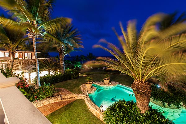 The view from Villa LHE IND (Indigo) at Anguilla, Little Harbour, Family-Friendly Villa, Pool, 10 Bedrooms, 10 Bathrooms, WiFi, WIMCO Villas