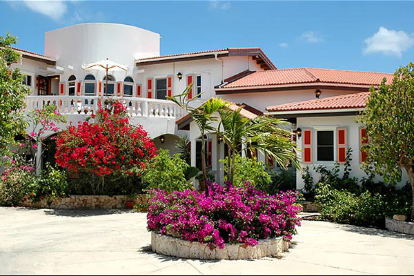 Exterior of Villa RIC COY (Coyaba) at Anguilla, Lockrum Estates, Family-Friendly Villa, Pool, 6 Bedrooms, 6 Bathrooms, WiFi, WIMCO Villas