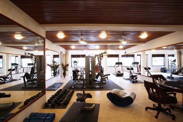 Gym at Villa SHE MYS (Mystique) at Anguilla, Maundays Bay, Family-Friendly Villa, Pool, 6 Bedrooms, 9 Bathrooms, WiFi, WIMCO Villas