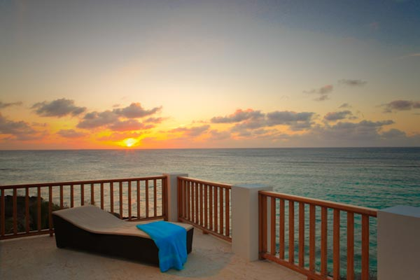 The view from Villa TVM BLP (Black Pearl) at Anguilla, Shoal Bay East, Family-Friendly Villa, Pool, 4 Bedrooms, 4 Bathrooms, WiFi, WIMCO Villas