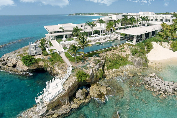 WIMCO Villas, Viceroy Anguilla, Anguilla, Aerial, Book now with WIMCO Villas