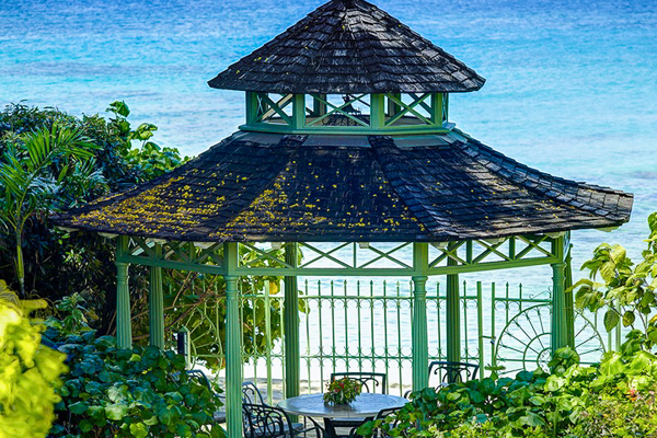Gazebo at Villa AA STH (St. Helena) at Barbados, Queens Fort, Family-Friendly Villa, Pool, 8 Bedrooms, 8 Bathrooms, WiFi, WIMCO Villas