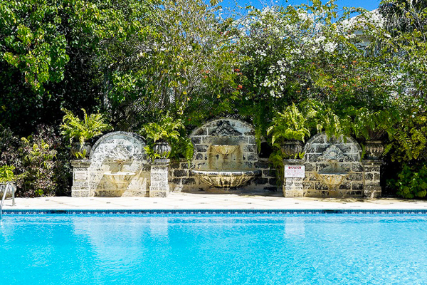 Villa Pool at Villa AA STH (St. Helena) at Barbados, Queens Fort, Family-Friendly Villa, Pool, 8 Bedrooms, 8 Bathrooms, WiFi, WIMCO Villas
