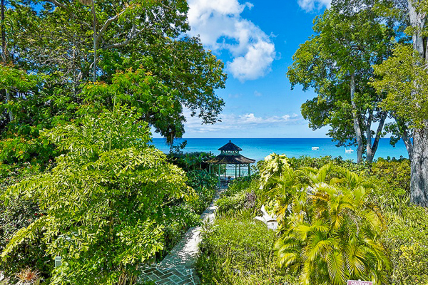 The view from Villa AA STH (St. Helena) at Barbados, Queens Fort, Family-Friendly Villa, Pool, 8 Bedrooms, 8 Bathrooms, WiFi, WIMCO Villas
