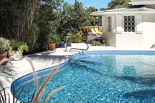 Villa Pool at Villa BS JAC (Jacaranda) at Barbados, Gibbs Beach, Family-Friendly Villa, Pool, 3 Bedrooms, 4 Bathrooms, WiFi, WIMCO Villas