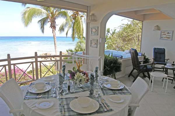 Dining Room at Villa BS RE0 (Reeds House No. 10) at Barbados, Reeds Bay - St. James, Family-Friendly Villa, Pool, 2 Bedrooms, 2 Bathrooms, WiFi, WIMCO Villas