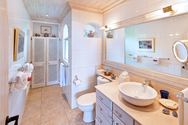 Bathroom at Villa BS BON (Bonavista) at Barbados, Gibbs Beach, Family-Friendly Villa, Pool, 4 Bedrooms, 4 Bathrooms, WiFi, WIMCO Villas
