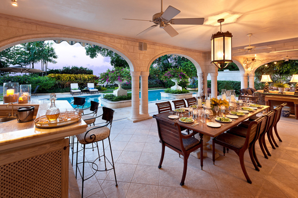 Dining Room at Villa BS BON (Bonavista) at Barbados, Gibbs Beach, Family-Friendly Villa, Pool, 4 Bedrooms, 4 Bathrooms, WiFi, WIMCO Villas