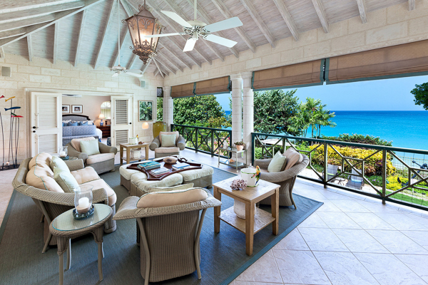 Terrace at Villa BS BON (Bonavista) at Barbados, Gibbs Beach, Family-Friendly Villa, Pool, 4 Bedrooms, 4 Bathrooms, WiFi, WIMCO Villas