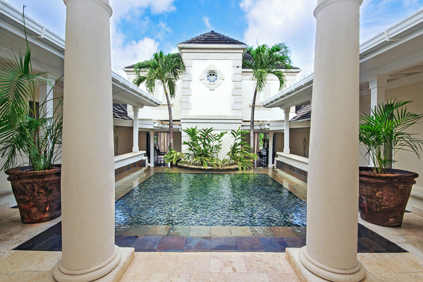 Interior of Villa BS LEL (Lelant at Royal Westmoreland) at Barbados, Westmoreland - St. James, Family-Friendly Villa, Pool, 5 Bedrooms, 6 Bathrooms, WiFi, WIMCO Villas