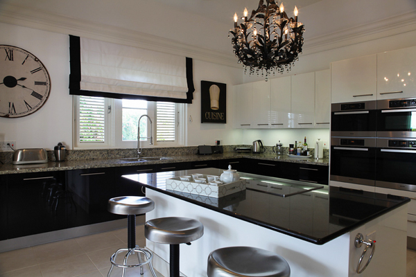 Kitchen at Villa BS LEL (Lelant at Royal Westmoreland) at Barbados, Westmoreland - St. James, Family-Friendly Villa, Pool, 5 Bedrooms, 6 Bathrooms, WiFi, WIMCO Villas