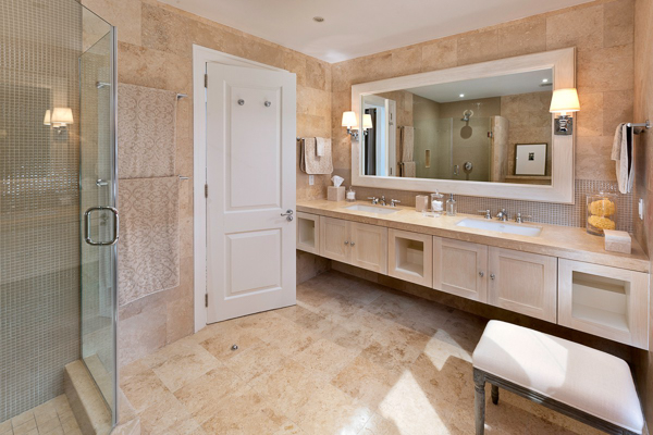Bathroom at Villa BS LGR (Langara) at Barbados, Derricks - St. James, Family-Friendly Villa, Pool, 4 Bedrooms, 4 Bathrooms, WiFi, WIMCO Villas
