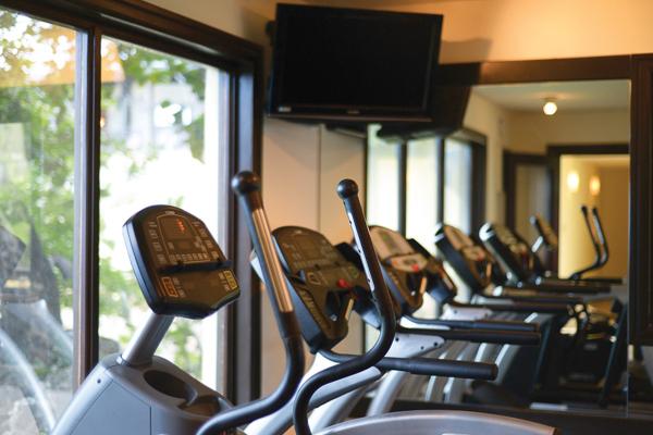Gym at Villa BS LGR (Langara) at Barbados, Derricks - St. James, Family-Friendly Villa, Pool, 4 Bedrooms, 4 Bathrooms, WiFi, WIMCO Villas