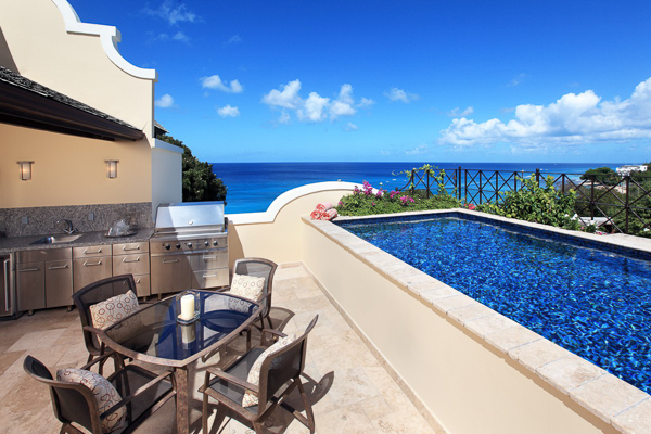 Villa Pool at Villa BS LGR (Langara) at Barbados, Derricks - St. James, Family-Friendly Villa, Pool, 4 Bedrooms, 4 Bathrooms, WiFi, WIMCO Villas