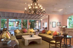WIMCO Villas, Royal Pavilion, Barbados, Living Room, Book now with WIMCO Villas