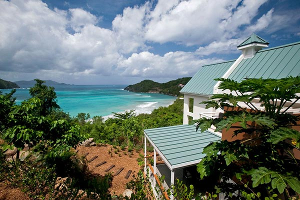 The view from Villa MAT REF (The Refuge) at Tortola, NW/Green Bank, Family-Friendly Villa, Pool, 3 Bedrooms, 4 Bathrooms, WiFi, WIMCO Villas