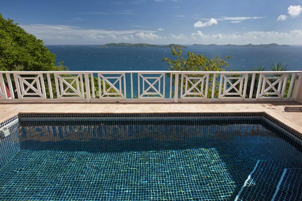 The view from Villa MAT SUH (Summer Heights) at Tortola, South/Havers Hill, Family-Friendly Villa, Pool, 6 Bedrooms, 6 Bathrooms, WiFi, WIMCO Villas