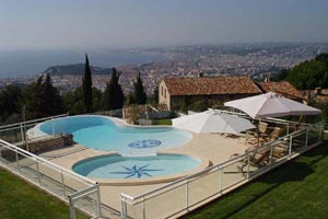 WIMCO Villas, AZR 296, France, Cote D Azur - Grasse & Cannes, 4 bedrooms, 4 bathrooms