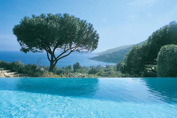 The view from Villa RES 4BED (La Reserve Ramatuelle - 4 Bedroom Villa) at France, St. Tropez & The Var, Family-Friendly Villa, Pool, 4 Bedrooms, 4 Bathrooms, WiFi, WIMCO Villas