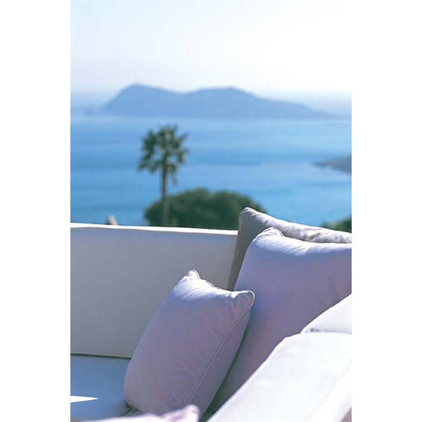 The view from Villa RES 5BED (La Reserve Ramatuelle - 5 Bedroom ) at France, St. Tropez & The Var, Family-Friendly Villa, Pool, 5 Bedrooms, 5 Bathrooms, WiFi, WIMCO Villas