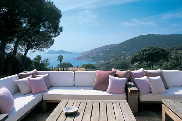 Sitting Room at Villa RES 6BED (La Reserve Ramatuelle) at France, St. Tropez & The Var, Family-Friendly Villa, Pool, 6 Bedrooms, 6 Bathrooms, WiFi, WIMCO Villas