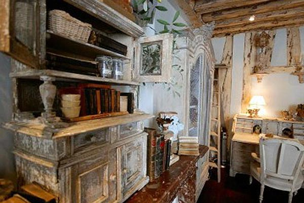 Interior of Villa YNF BRO (L'Appart des Brocanteurs) at France, Paris, Family-Friendly Villa, 2 Bedrooms, 1 Bathrooms, WiFi, WIMCO Villas