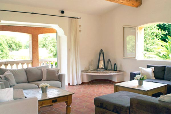 Living Room at Villa YNF GRI (Grimaud) at France, St. Tropez & The Var, Family-Friendly Villa, Pool, 5 Bedrooms, 6 Bathrooms, WiFi, WIMCO Villas