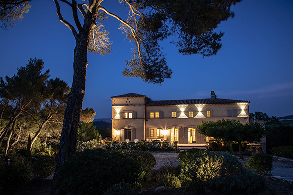 Exterior of Villa YNF TOU (Chateau de la Tour) at France, Provence - Les Alpilles Area, Family-Friendly Villa, Pool, 6 Bedrooms, 6 Bathrooms, WiFi, WIMCO Villas