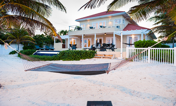Exterior of WIMCO Villa GCM INH (In Harmony) at South Shore, Grand Cayman