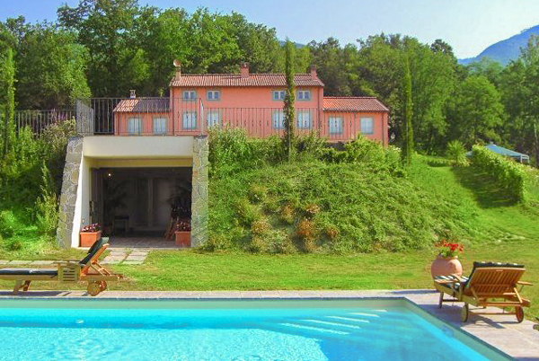 Exterior of Villa BRV LEN (Leandra) at Italy, Tuscany/Lucca, Family-Friendly Villa, Pool, 7 Bedrooms, 7 Bathrooms, WiFi, WIMCO Villas