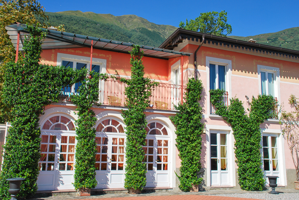 Exterior of WIMCO Villa BRV MLT (Melite) at Lake Como, Italy
