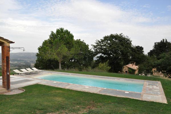Villa Pool at Villa BRV MNF (Manfredi) at Italy, Tuscany, Family-Friendly Villa, Pool, 6 Bedrooms, 5 Bathrooms, WiFi, WIMCO Villas