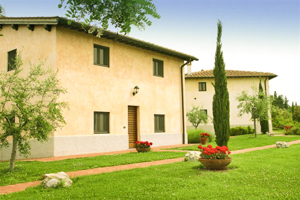 Exterior of Villa BRV MOT (Montaione) at Italy, Tuscany, Family-Friendly Villa, Pool, 17 Bedrooms, 15 Bathrooms, WiFi, WIMCO Villas