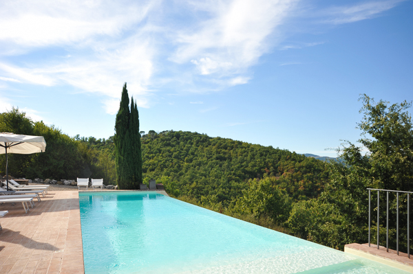 WIMCO Villas, Villa HII LAZ, Casa Lazzari, Umbria, Italy, Family-Friendly, Pool, 6 Bedroom, 6 Bathroom, Villa Pool, WiFi