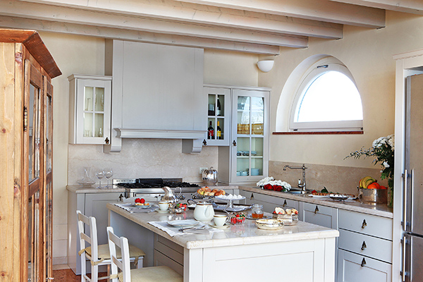 Kitchen at Villa HII LAI (Laise) at Italy, Lake Regions, Family-Friendly Villa, Pool, 3 Bedrooms, 3 Bathrooms, WiFi, WIMCO Villas