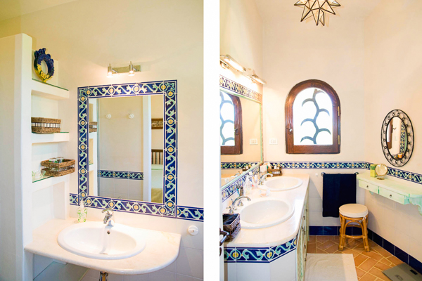 Bathroom at Villa HII MLR (Molara) at Italy, Sardinia, Family-Friendly Villa, 6 Bedrooms, 6 Bathrooms, WiFi, WIMCO Villas