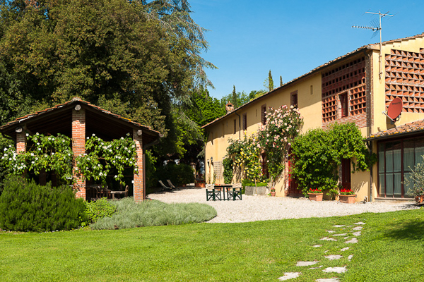 Exterior of Villa SAL MAR (Casa Maria) at Italy, Tuscany/Lucca, Family-Friendly Villa, Pool, 5 Bedrooms, 5 Bathrooms, WiFi, WIMCO Villas