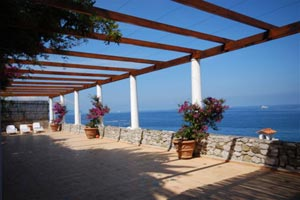 Villa YPI GEL, Italy, Sorrento Coast, 3 bedrooms, 2 bathrooms, WiFi, WIMCO Villas