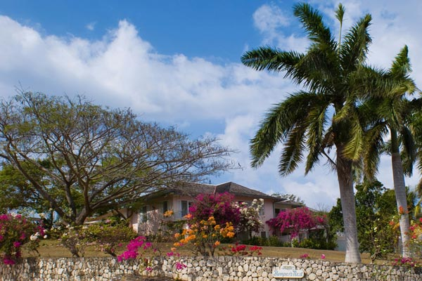 Exterior of Villa VL BNT (Bumpers Nest at the Tryall Club) at Jamaica, Montego Bay, Family-Friendly Villa, Pool, 6 Bedrooms, 6 Bathrooms, WiFi, WIMCO Villas