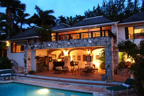 Exterior of Villa VL FTC (Fairwinds at the Tryall Club) at Jamaica, Montego Bay, Family-Friendly Villa, Pool, 4 Bedrooms, 4 Bathrooms, WiFi, WIMCO Villas