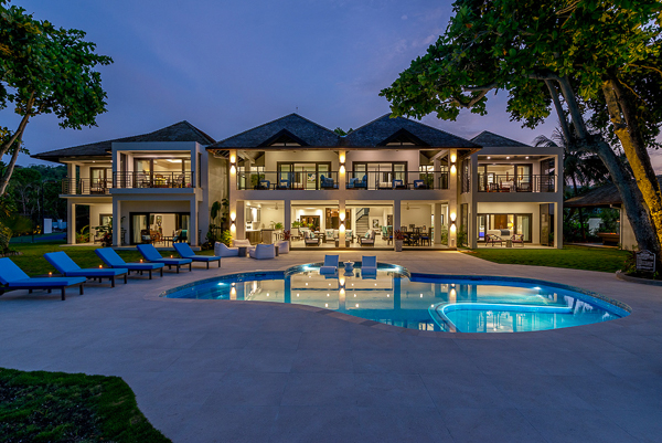 Exterior of Villa VL MAL (Malatai on the Beach) at Jamaica, Ocho Rios, Family-Friendly Villa, Pool, 6 Bedrooms, 6 Bathrooms, WiFi, WIMCO Villas