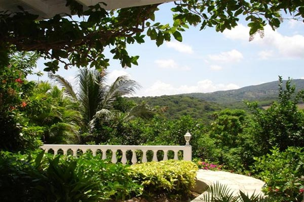 The view from Villa VL PAV (Pavilion) at Jamaica, Montego Bay, Family-Friendly Villa, Pool, 5 Bedrooms, 6 Bathrooms, WiFi, WIMCO Villas