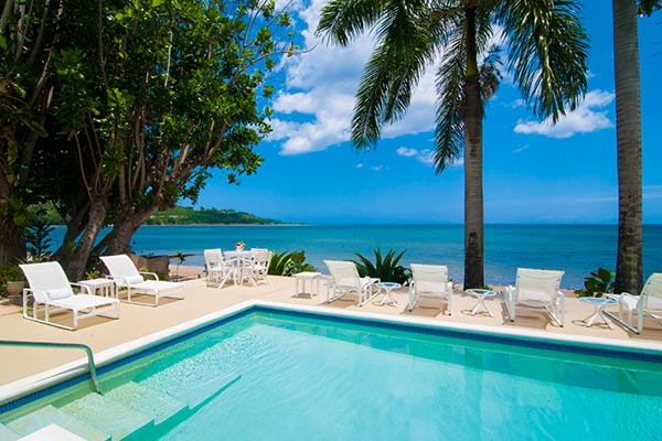 The view from Villa VL SRB (Serenity on the Beach) at Jamaica, Montego Bay, Family-Friendly Villa, Pool, 4 Bedrooms, 4 Bathrooms, WiFi, WIMCO Villas