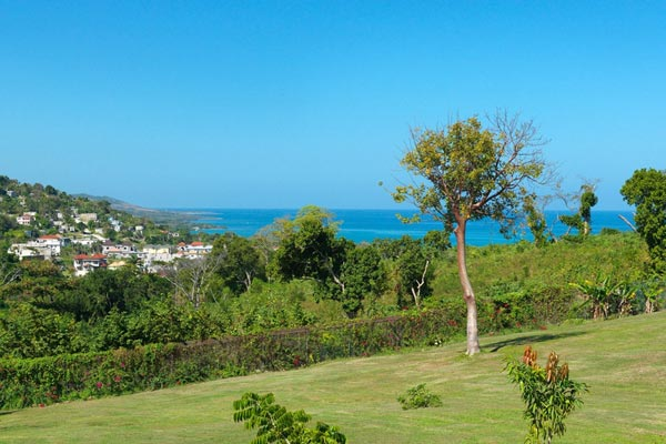 The view from Villa VL SST (Sea Salt at the Tryall Club) at Jamaica, Montego Bay, Family-Friendly Villa, Pool, 5 Bedrooms, 5 Bathrooms, WiFi, WIMCO Villas