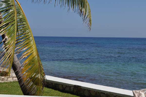 The view from Villa VL TTC (Tradewinds at the Tryall Club) at Jamaica, Montego Bay, Family-Friendly Villa, Pool, 4 Bedrooms, 4 Bathrooms, WiFi, WIMCO Villas