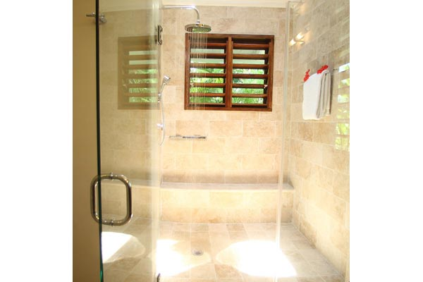 Bathroom at Villa VL WTC (Windrush at the Tryall Club) at Jamaica, Montego Bay, Pool, 6 Bedrooms, 6 Bathrooms, WiFi, WIMCO Villas